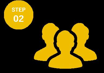 STEP02 派遣スタッフの人選